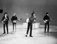 Lista - wypisz rzeczy, które kochasz! Filmy, telewizja, muzyka, gry i książki Los Rolling Stones, Like A Rolling Stone, The Roling Stones, The Ed Sullivan Show, Recorder Music, Everything And Nothing, Keith Richards, Mick Jagger, Stone Art
