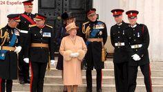 Sandhurst: la academia militar de la realeza