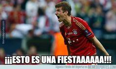 516672 - Müller, en el Allianz Arena