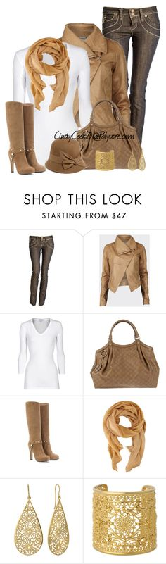 Je Ne Sais Quoi by cindycook10 on Polyvore featuring James Perse, Object Collectors Item, Valentino, Gucci, Isharya, Massimo Alba and Nordstrom