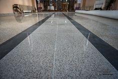 Pardoseala granit