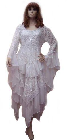 Gypsy Fairy Clothing   Wedding Dresses - Gypsy Wedding Dresses ...