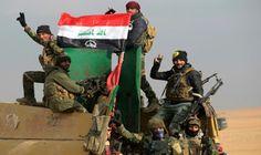 فيديو  | سيطرة القوات العراقية على 100% من قضاء تلعفر | Iraqi forces control 100% of Tal Afar district