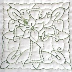 Easter Line Work Blocks - 5x7 | Religious | Machine Embroidery Designs | SWAKembroidery.com SewAZ Embroidery Designs