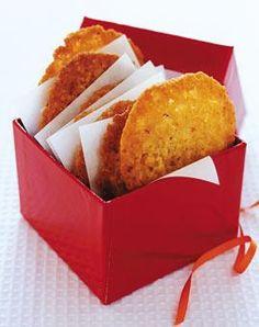 Haferflocken Cookies - etwas weniger Orange - und sehr klein formen - gehen extrem auseinander