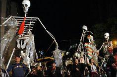 See a Halloween parade.