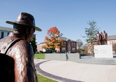 Take time to learn an important history lesson at Lincoln University in Jefferson City. Lincoln University, Jefferson City, Missouri, Road Trip, Culture, History, Historia, Road Trips