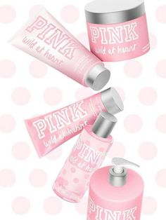 Victoria Secret Pink Body