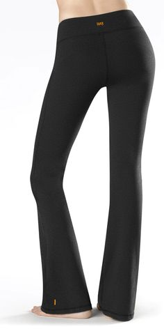 Yoga can be a staple in any woman's health and fitness plan. These lucy Perfect Core Pants are great for any yogi.