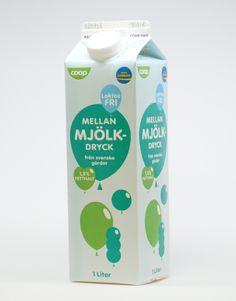 Milk Packaging, Packaging Design, Branding Design, Scandinavian, Packing, Design Inspiration, Art, Bag Packaging, Art Background