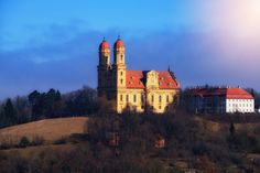 Germany, Castle, Monastery, Ellwangen, Germany #germany, #castle, #monastery, #ellwangen, #germany