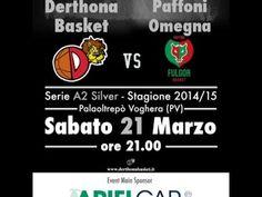 Derthona vs Paffoni 21/03/2015 part 2