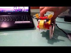 Toro (lego wedo) - YouTube