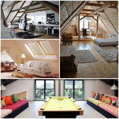 zimmergestaltung dachbodenzimmer wohnideen einrichtungsideen