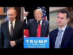 Trump: Si EEUU ataca a Al-Asad, empezaría una guerra con Rusia