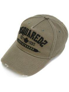 182624b72e8 DSQUARED2 Embroidered Logo Cap.  dsquared2  cap