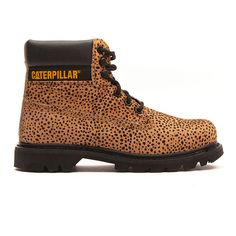 Caterpillar - Colorado Womens - Peat/Black Dot