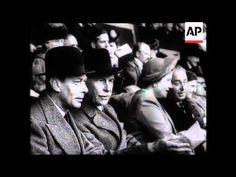 1946 FA Cup Burnley vs Derby County