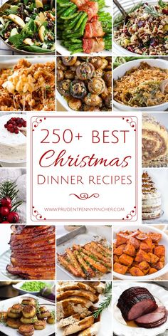 250 Best Christmas Dinner Recipes 250 Best Christmas Dinner Recipes Plan the ultimate Christmas dinner with these festive and delicious main entrees, Christmas side dishes, Christmas desserts and Christmas appetizers. Best Christmas Dinner Recipes, Christmas Side Dishes, Christmas Appetizers, Christmas Cooking, Holiday Dinner, Christmas Desserts, Holiday Recipes, Christmas Dinners, Christmas Dinner Sides