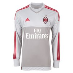 aa496a0c9ae AC Milan 2015 2016 Home Goalkeeper Kit s - Available at uksoccershop.com  Goalkeeper Shirts