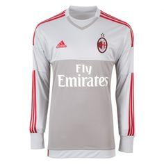 AC Milan 2015/2016 Home Goalkeeper Kit's - Available at uksoccershop.com