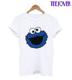 BNWT Emo Sesame Street long sleeve Top T-shirt girls kids cartoon Tshirt cotton