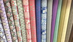 Downtown Abbey fabrics from Juberry