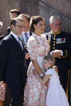 Crown Princess Victoria's 40th birthday Celebrations – Day 1