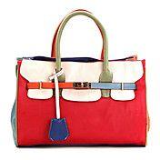 Hot Fashion Kleurrijke Style Satchel Womens V... – EUR € 28.04 Cheap Handbags, Tote Handbags, Leather Handbags, Cheap Fashion, Colorful Fashion, Fashion Handbags, Fashion Bags, Satchel, Crossbody Bag