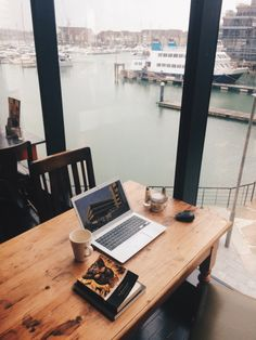 Saturday morning by the docks with Dante. Coffee Study, Coffee And Books, Uni Life, College Life, School Motivation, Study Motivation, Work Hard In Silence, Art Society, Study Hard