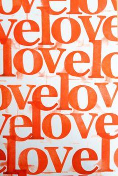 Orange Love by Velásquez©2012