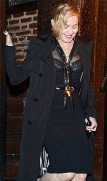 Madonna sporting Fantasie's Belle bra.. again :)