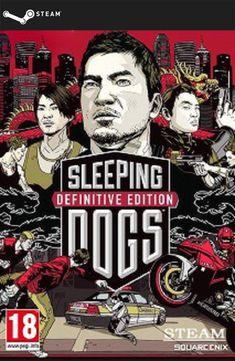 Sleeping Dogs Definitive Edition (STEAM GIFT) DIGITAL 11,00€