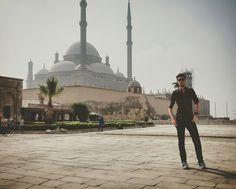 The Saladin Citadel of Cairo Cairo Citadel, My World, Four Square, Taj Mahal, Building, Places, Travel, Viajes, Buildings