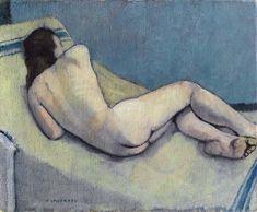 Felice Casorati, Nudino o Nudo disteso sul panno