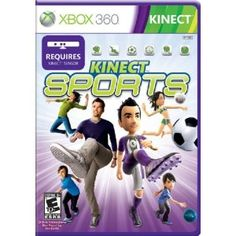Kinect Sports You're want to buy Kinect Sports ?Yes..! You comes at the right place. You can get special price for Kinect Sports. You can choose to buy a product and Kinect Sports at the Best Price Online with Secure Transaction Here...Customer Rating: List Price: $49.99Price: $27.99