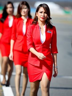 Uniform Online is a leading designer and supplier of staff uniforms like the air hostess, Spa, Corporates and many more.  #uniform #model #airhostess #hostess #Singapore #Corporate #staff #uniforms #designers #embroidery #logo #design #designer