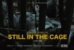Skrillex & Wiwek's Trailer for Debut Short Film 'Still In The Cage' (I want to see this film)