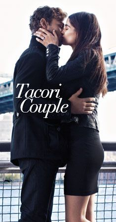Are you a #TacoriCouple?