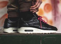 detailed look 39260 adbec Nike Air Max 1 Pinnacle Black - 2016 (by npwls) Air Max 1,
