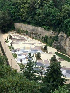 Skatepark Luxemburg