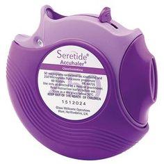 Seretide Diskus 250   Der Accuhaler hingegen ist als Seretide 100, Seretide 250 und Seretide 500 erhältlich. In der Regel soll der Inhalator zweimal täglich angewandt werden und natürlich bei akuten Notfällen.