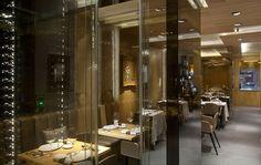 Sanchez Guisado Arquitectos Restaurante la Taverna del Clínic - Sanchez Guisado Arquitectos - Iluminación comedor privado