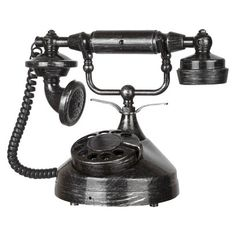 Spooky Victorian Telephone for haunted hotel scene