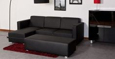canapé réversible 4 places à moins de 200 euros Decoration, Love Seat, Couch, Furniture, Home Decor, Fold Out Couch, Home Decor Ideas, Home Decoration, Decor