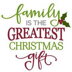 Silhouette Design Store - View Design family is the greatest christmas gift phrase Christmas Phrases, Christmas Labels, Christmas Svg, Great Christmas Gifts, Christmas Printables, Family Christmas, Christmas Greetings, Christmas Holidays, Christmas Decorations