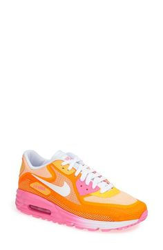 sneakers for cheap 2a70f 48459 Nike Air Max Lunar 90 Sneaker (Women) Nike Outfits, Nike Vrouwen