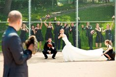 creative funny wedding photo ideas