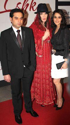 Preity's French rendezvous in Mumbai http://ndtv.in/PlZ4Qj