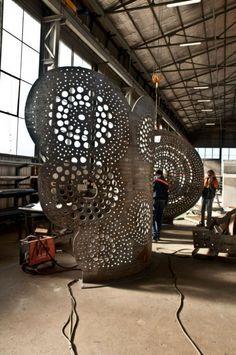 Public artworks @UAP_PublicArt - headed for the #Pilbara